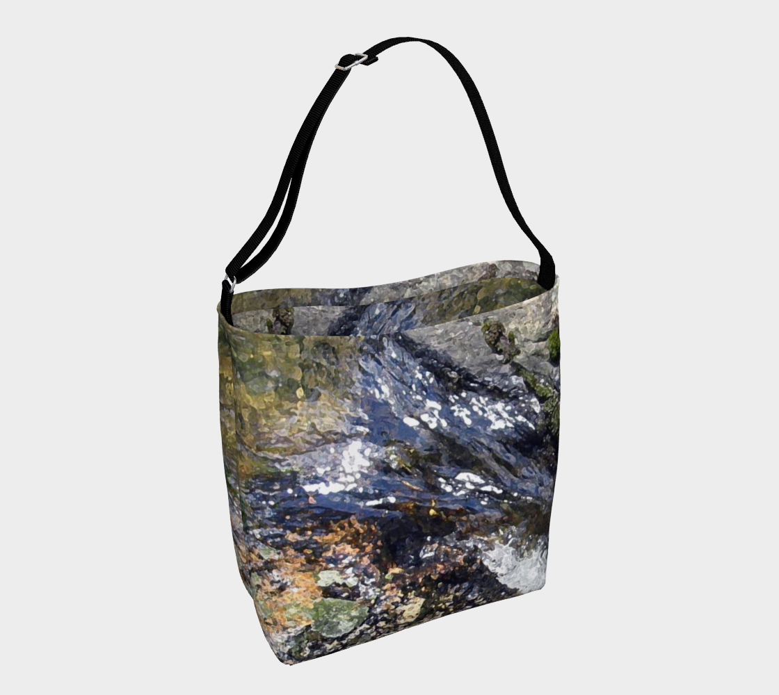 Water and Rock North Fork Day Tote preview #1