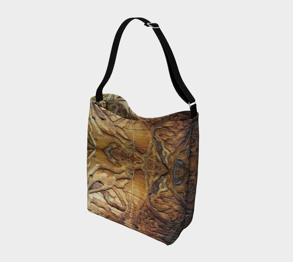 Wood Trails Day Tote preview #2