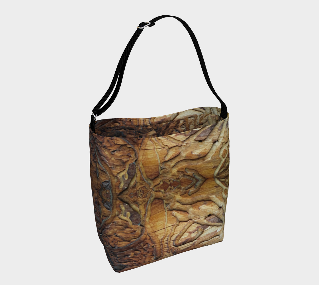 Wood Trails Day Tote preview #1