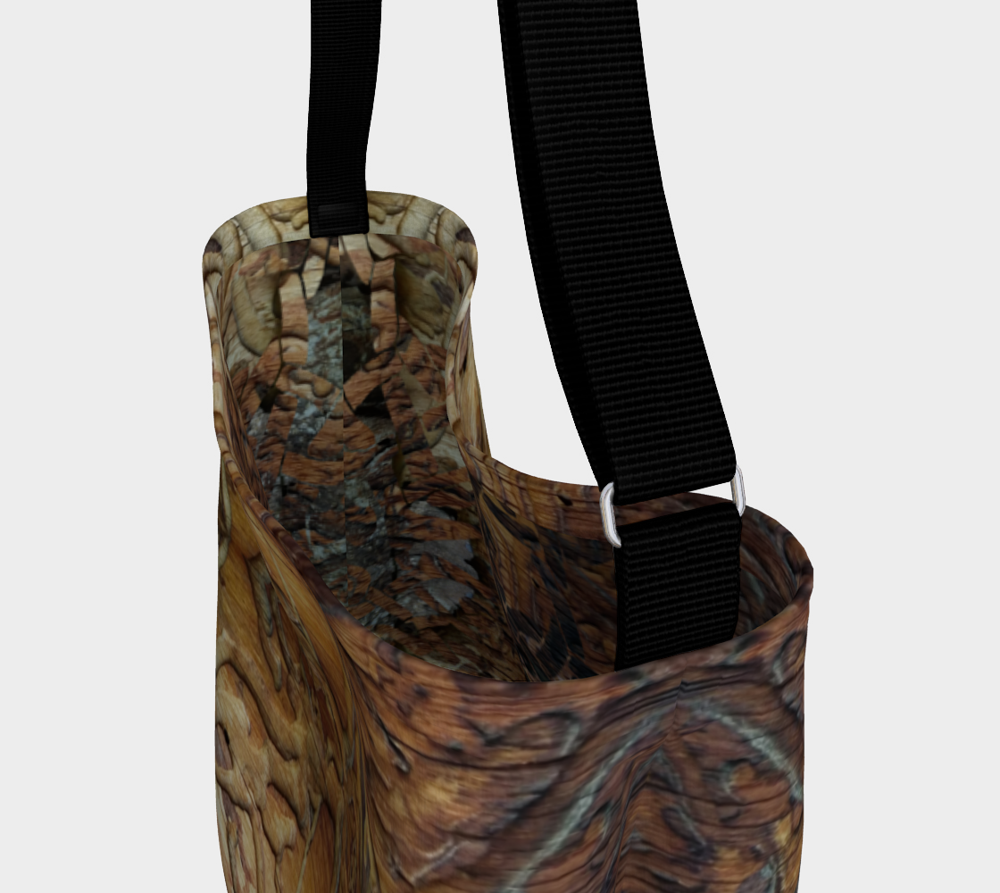 Wood Trails Day Tote preview #3