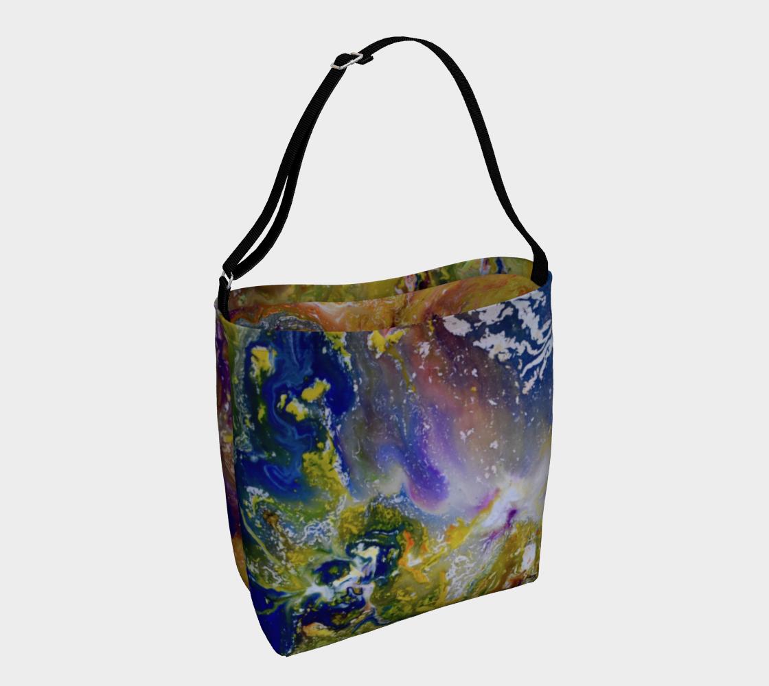Aperçu de Uplifting Gaia Tote bag