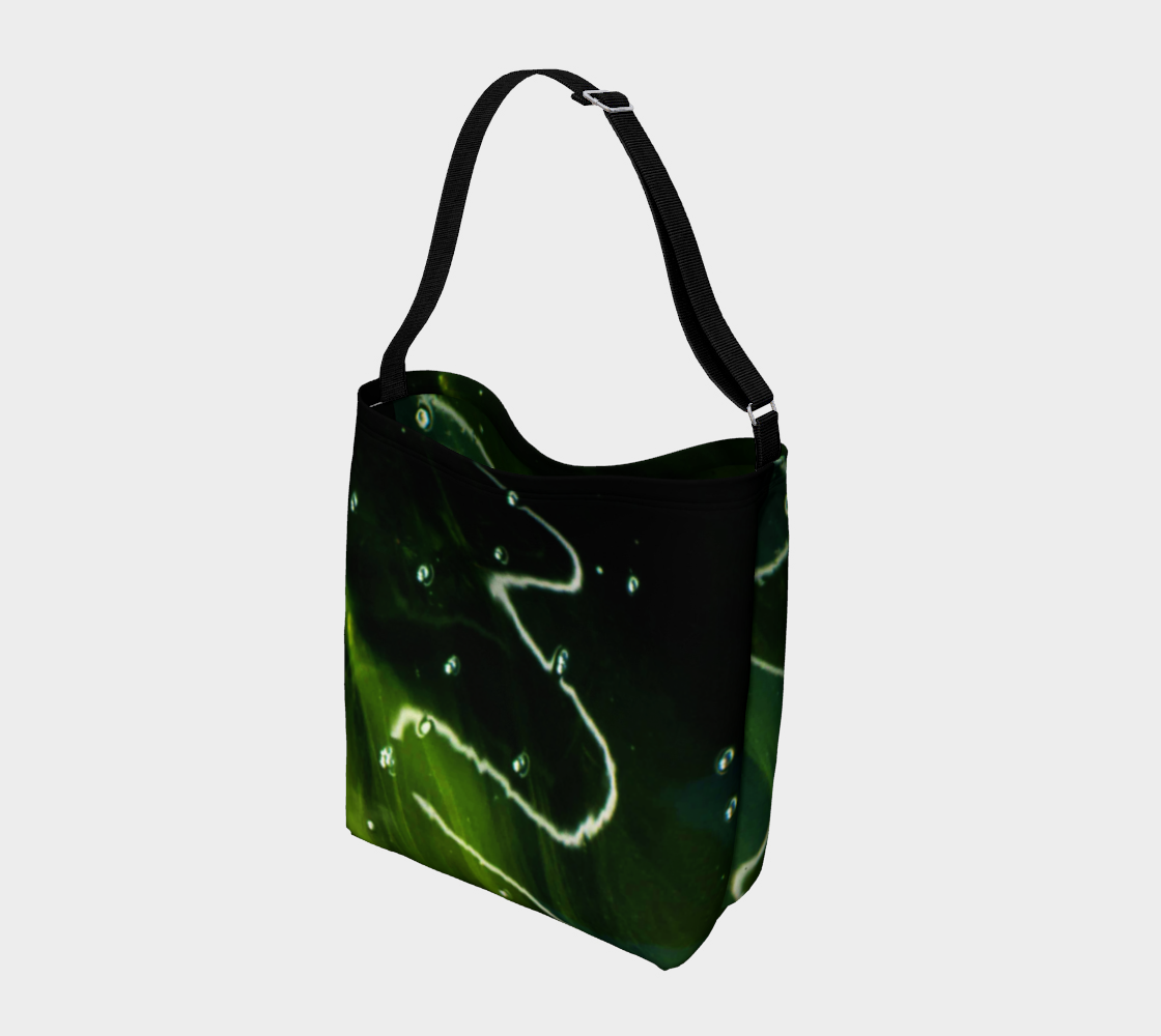 Green Algae and Water Day Tote preview #2