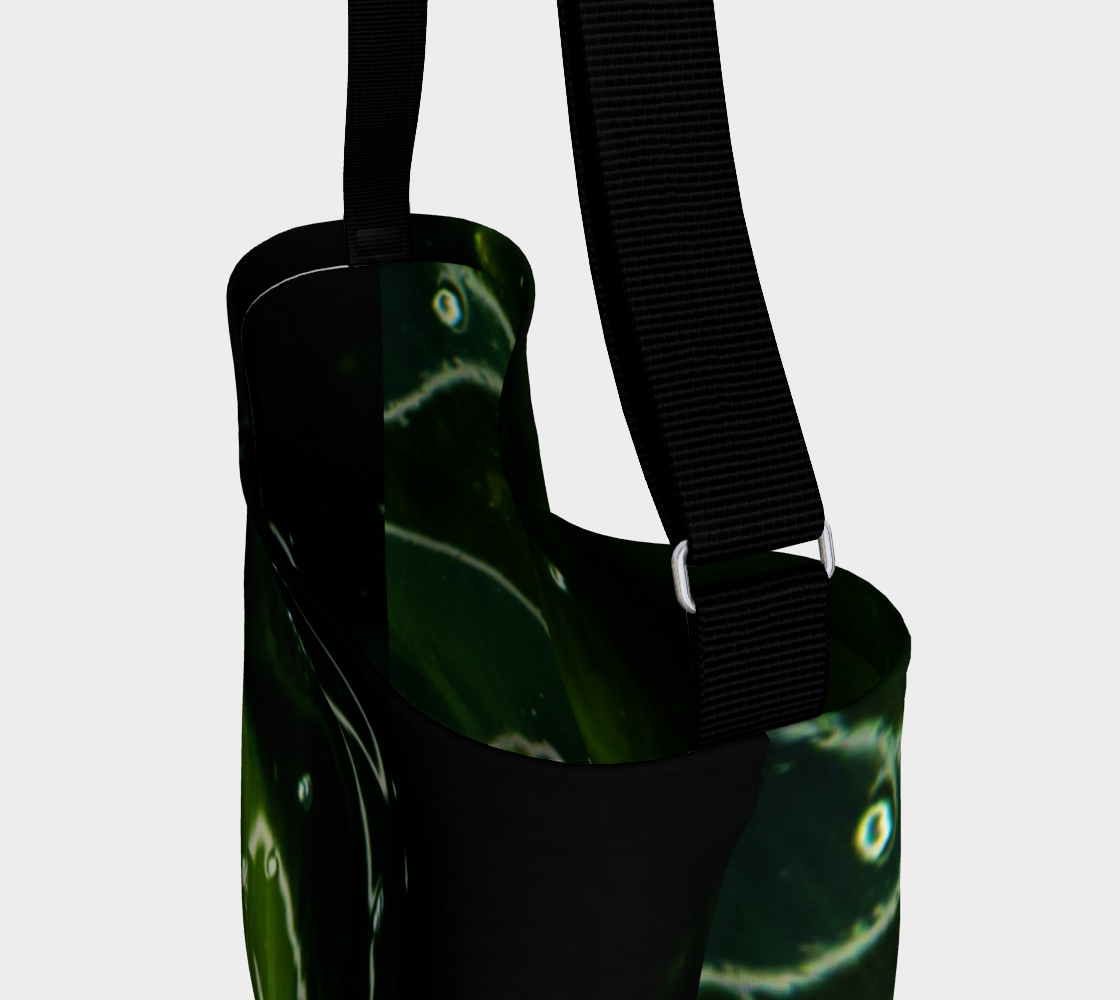 Green Algae and Water Day Tote preview #3
