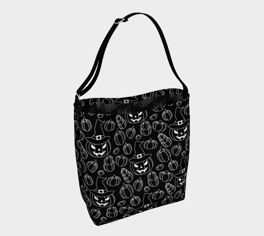 Pumpkin Queen Day Tote preview