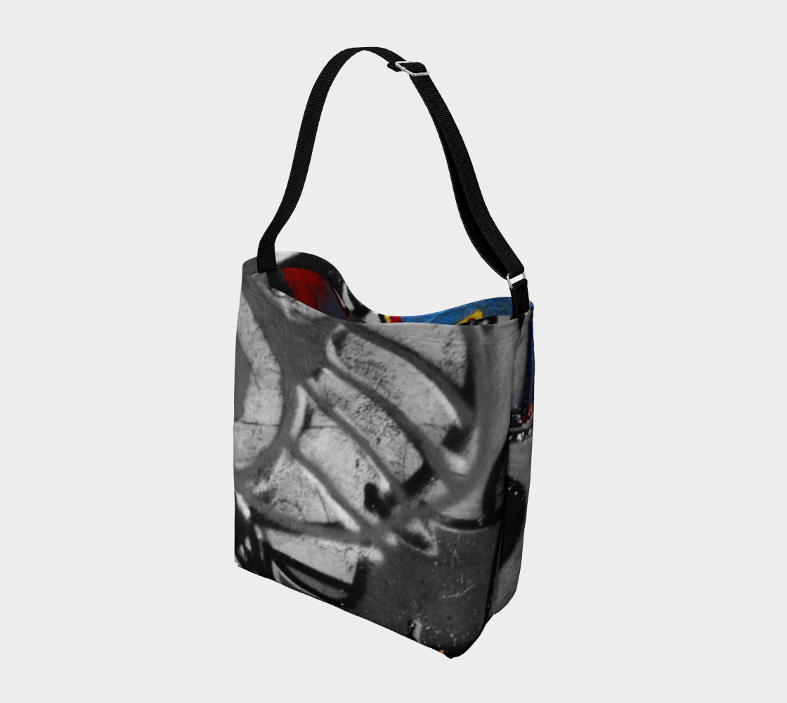 Graffiti 1 Day Tote preview #2