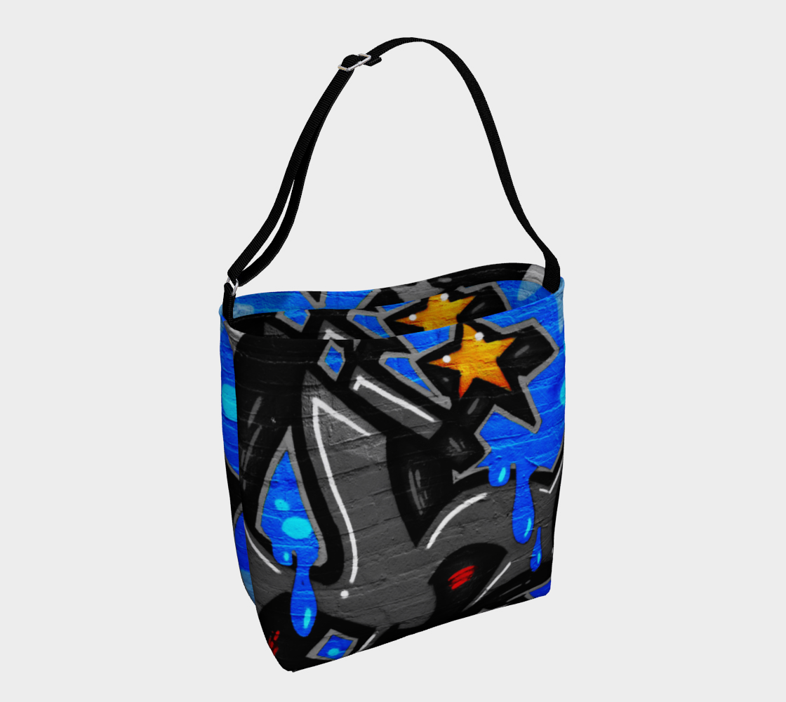 Graffiti 3 Day Tote preview