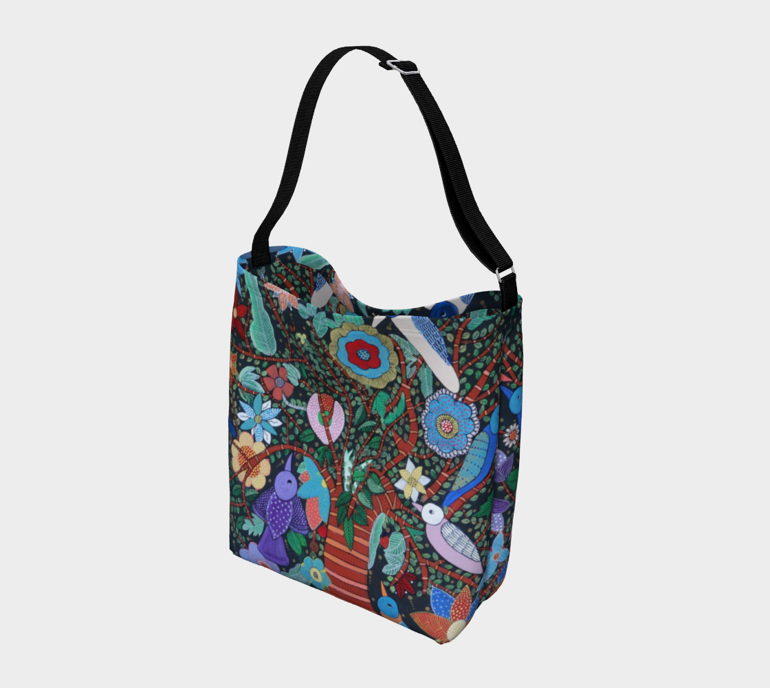 Tree of life series- Day Tote preview #2