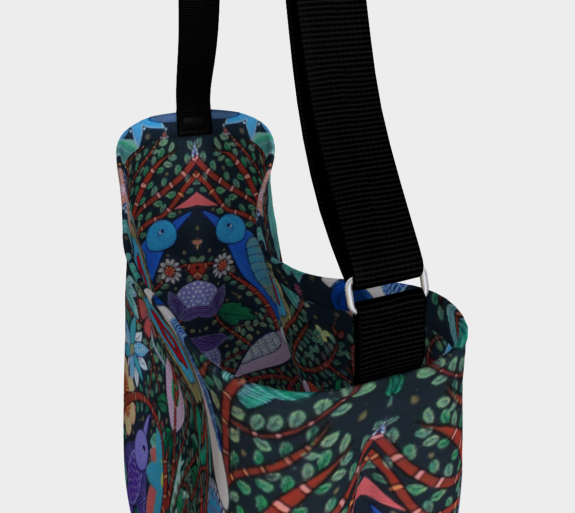 Tree of life series- Day Tote preview #3