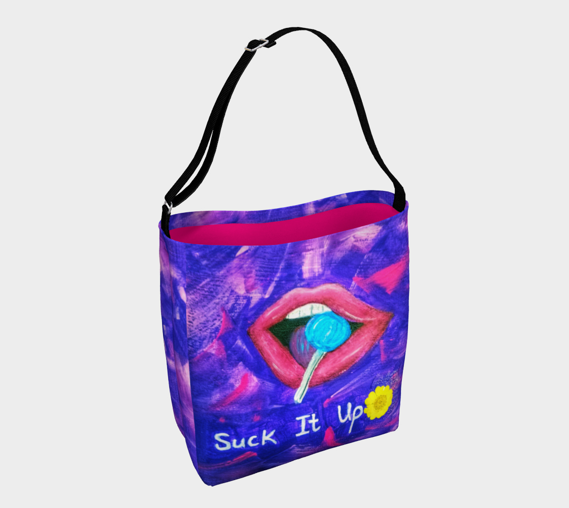 suck it up tote preview