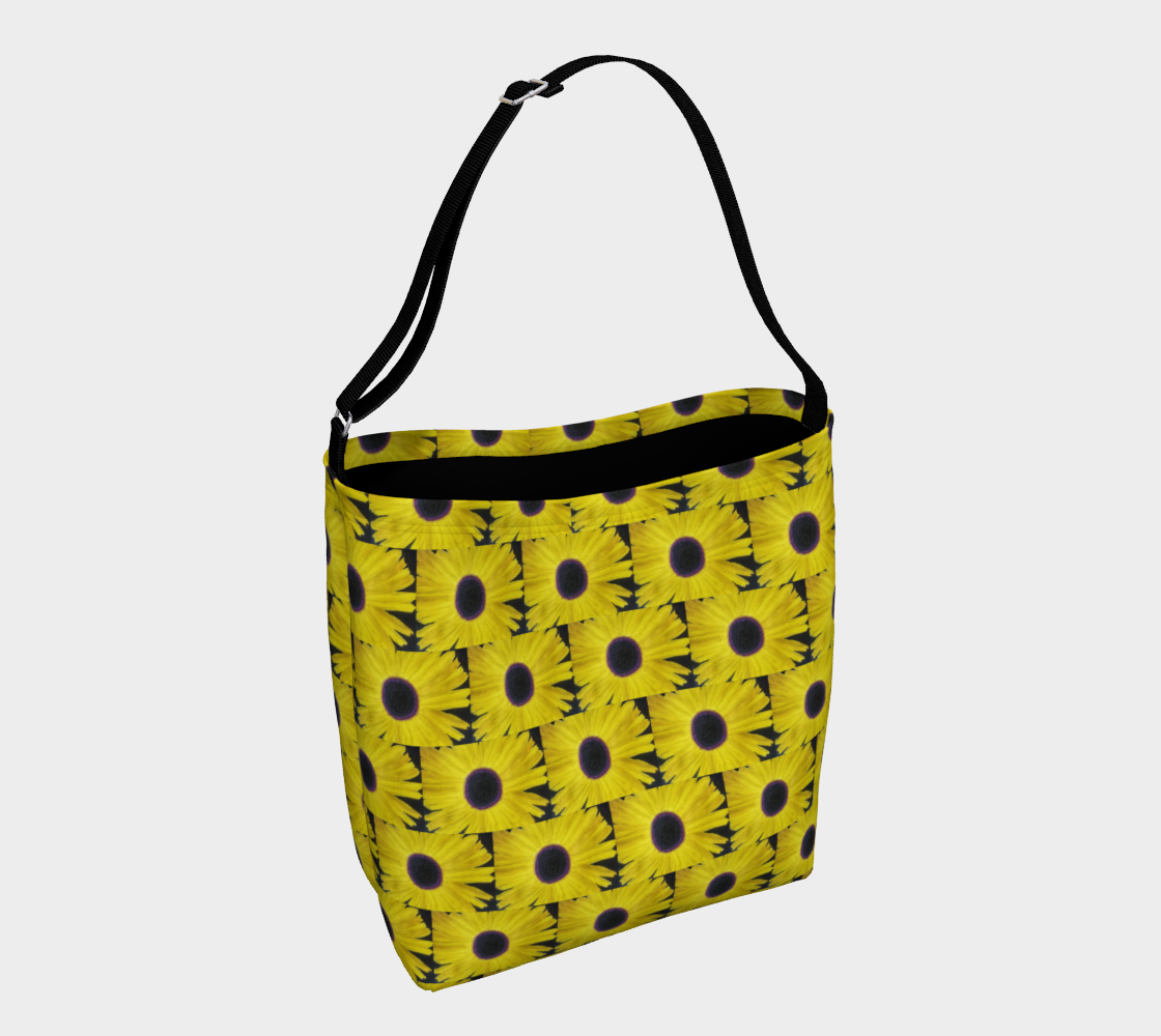 sunflower day tote preview