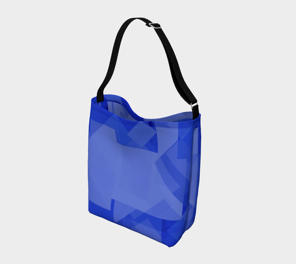 Blue is Better Day Tote preview #2