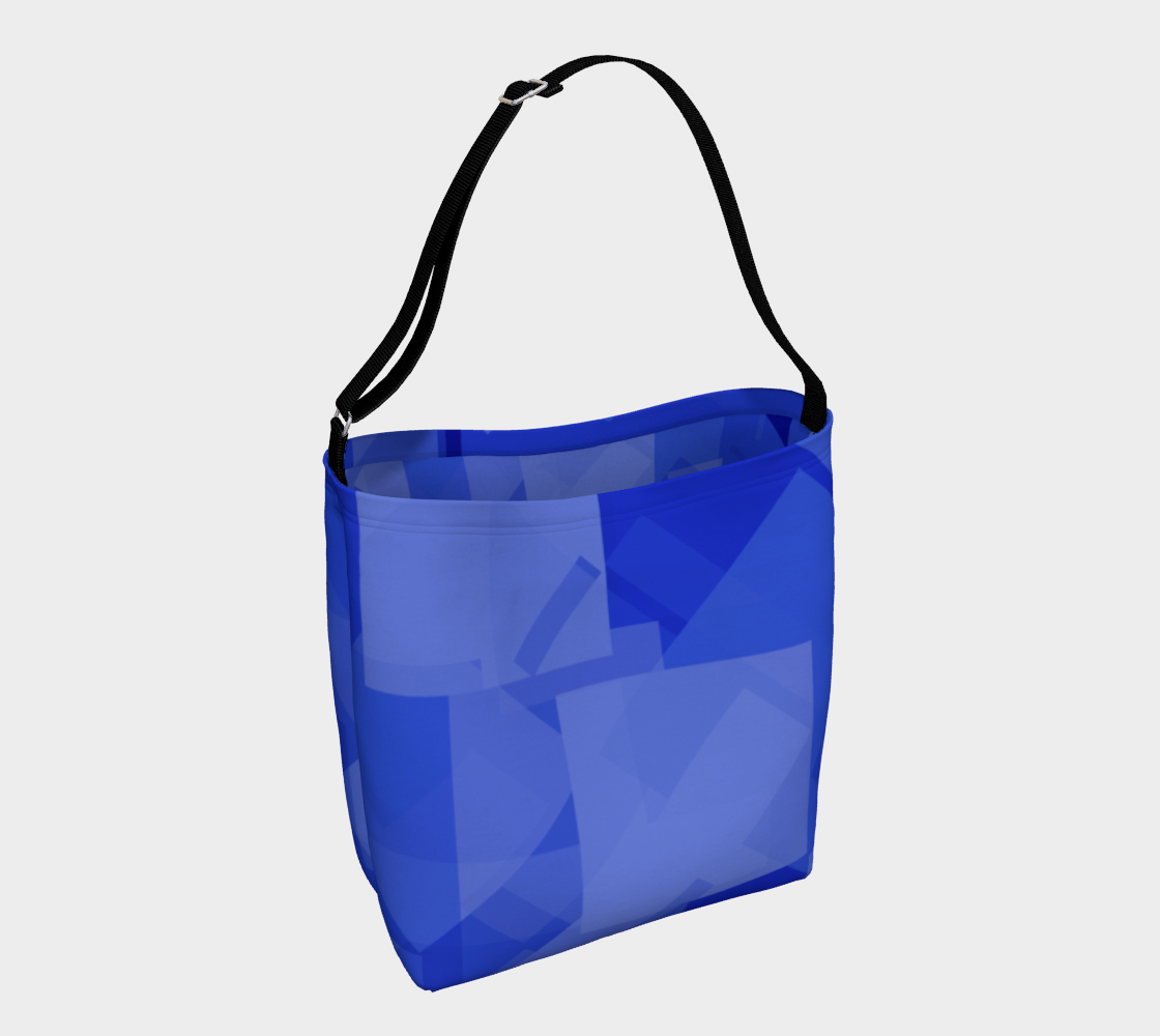 Blue is Better Day Tote preview