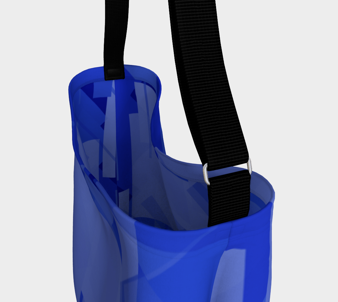 Blue is Better Day Tote preview #3