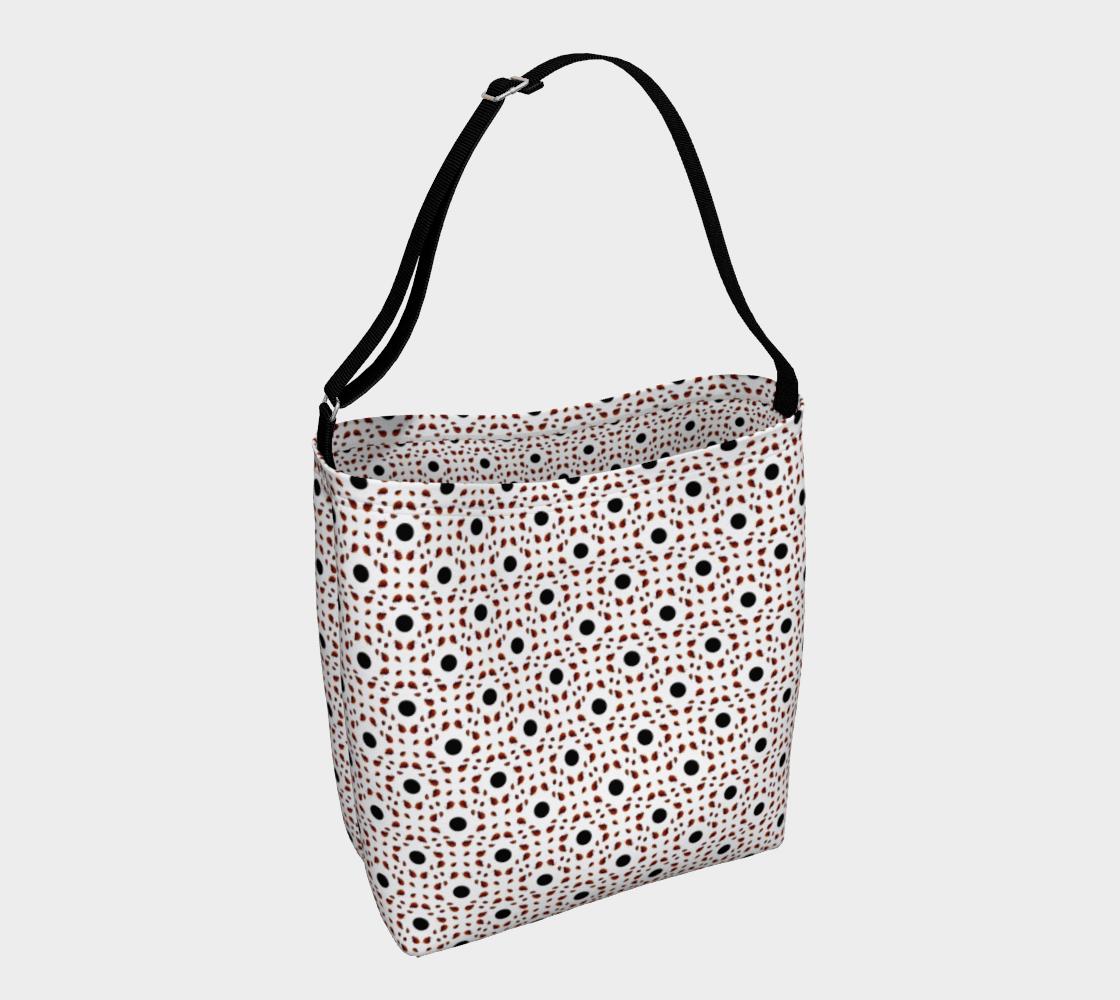 Ladybug Dots Pattern preview