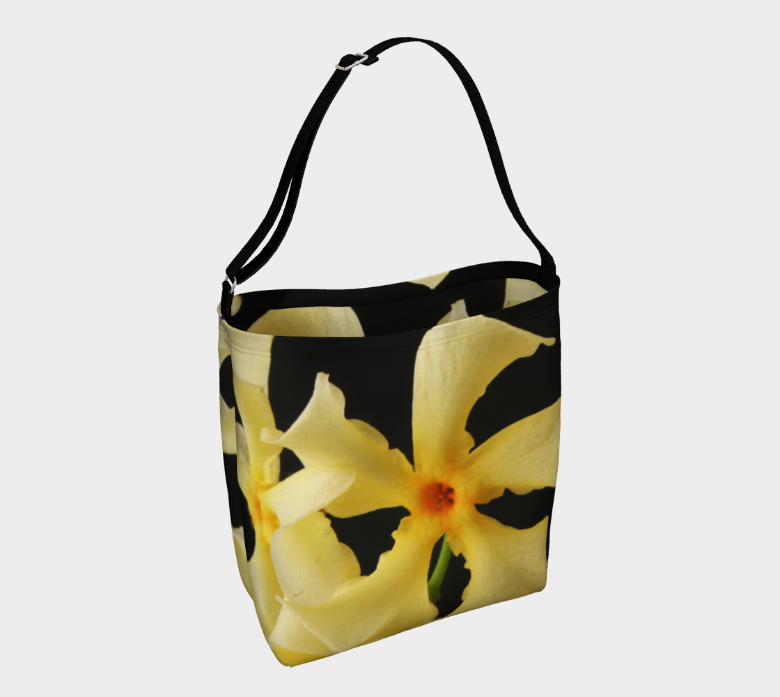 Star Jasmine Flower Day Tote preview