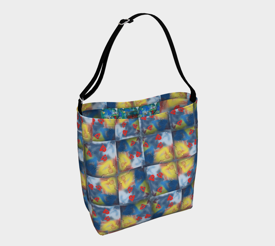 Three Heart Day Tote 2 preview