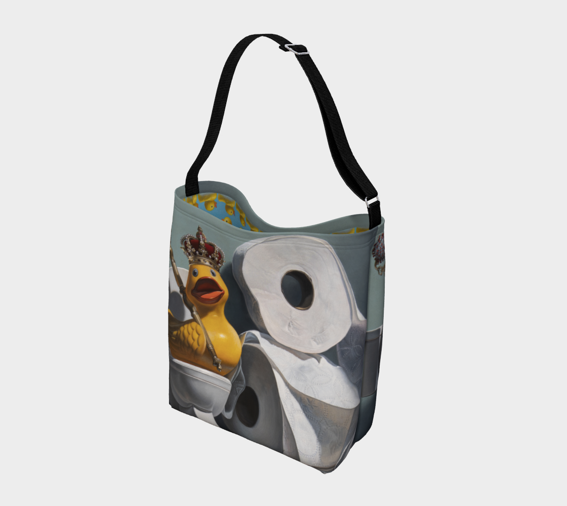 What the Duck Day Tote preview #2