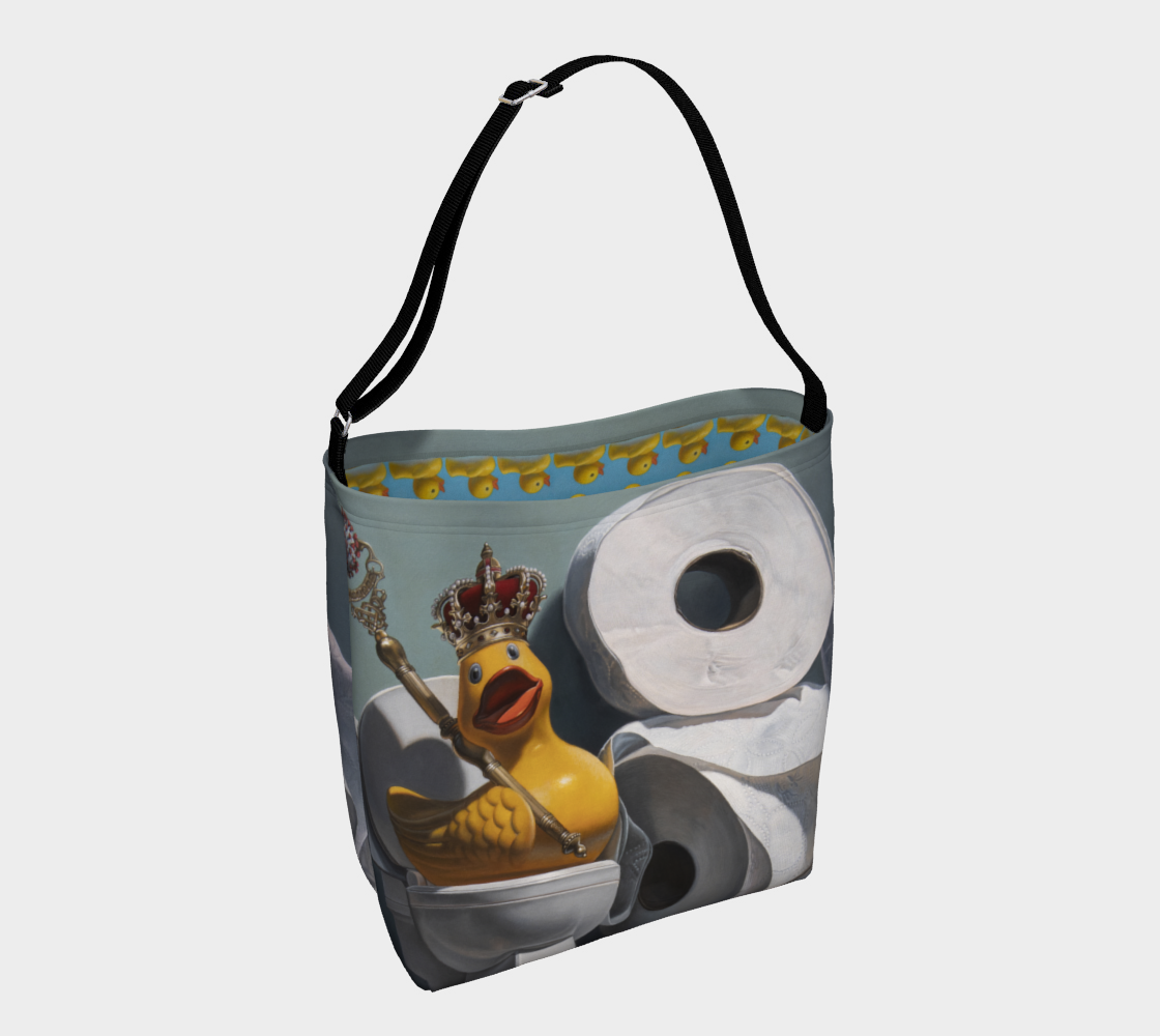 What the Duck Day Tote preview #1