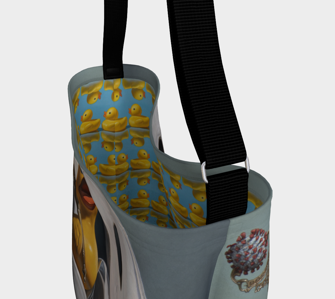 What the Duck Day Tote preview #3