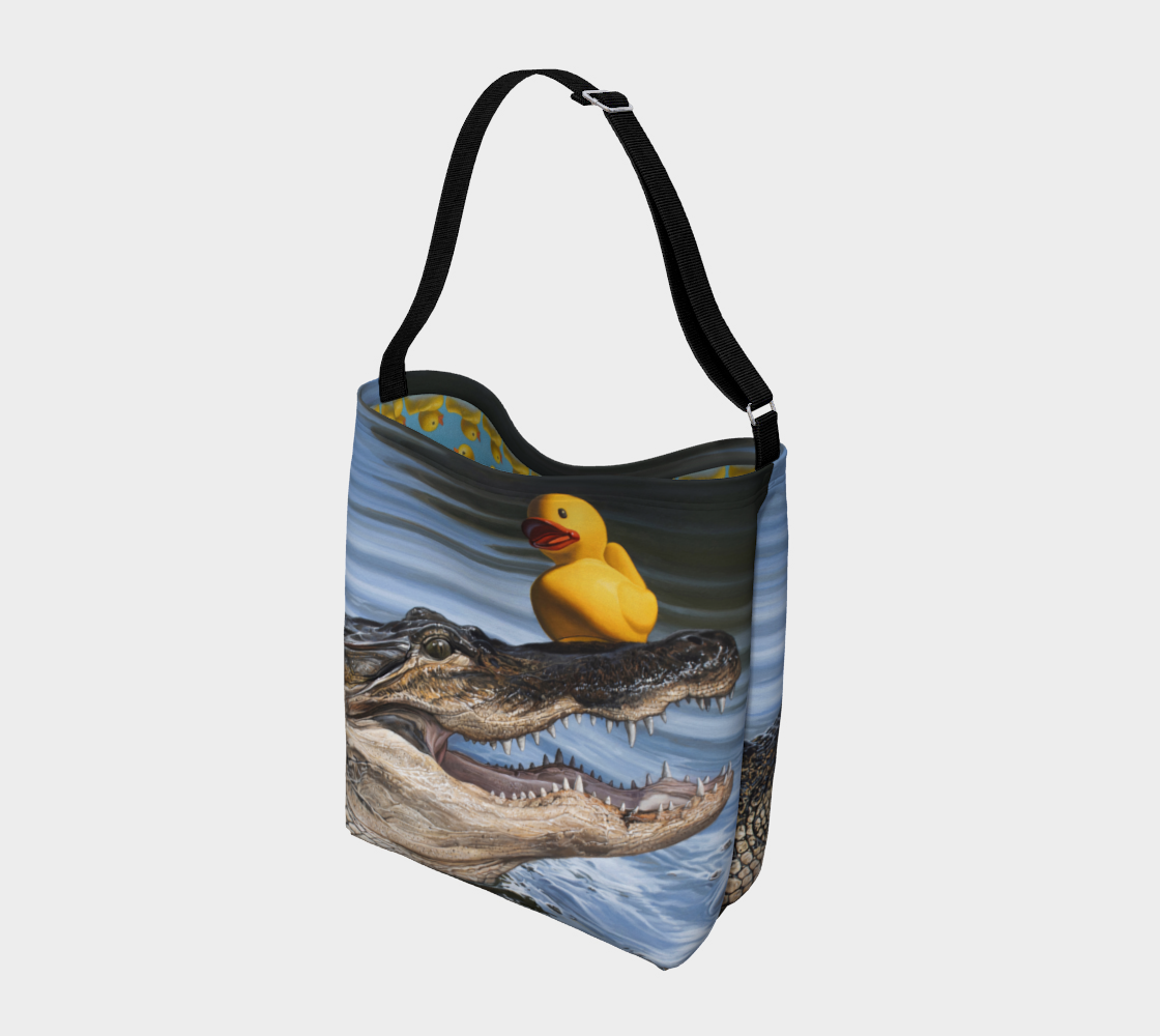 Sitting Duck Day Tote preview #2