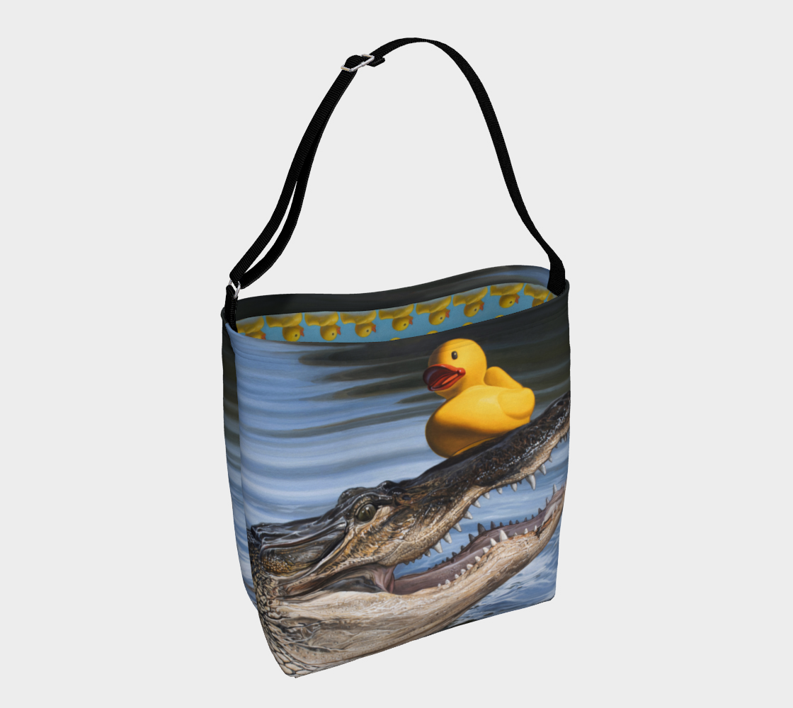 Sitting Duck Day Tote preview