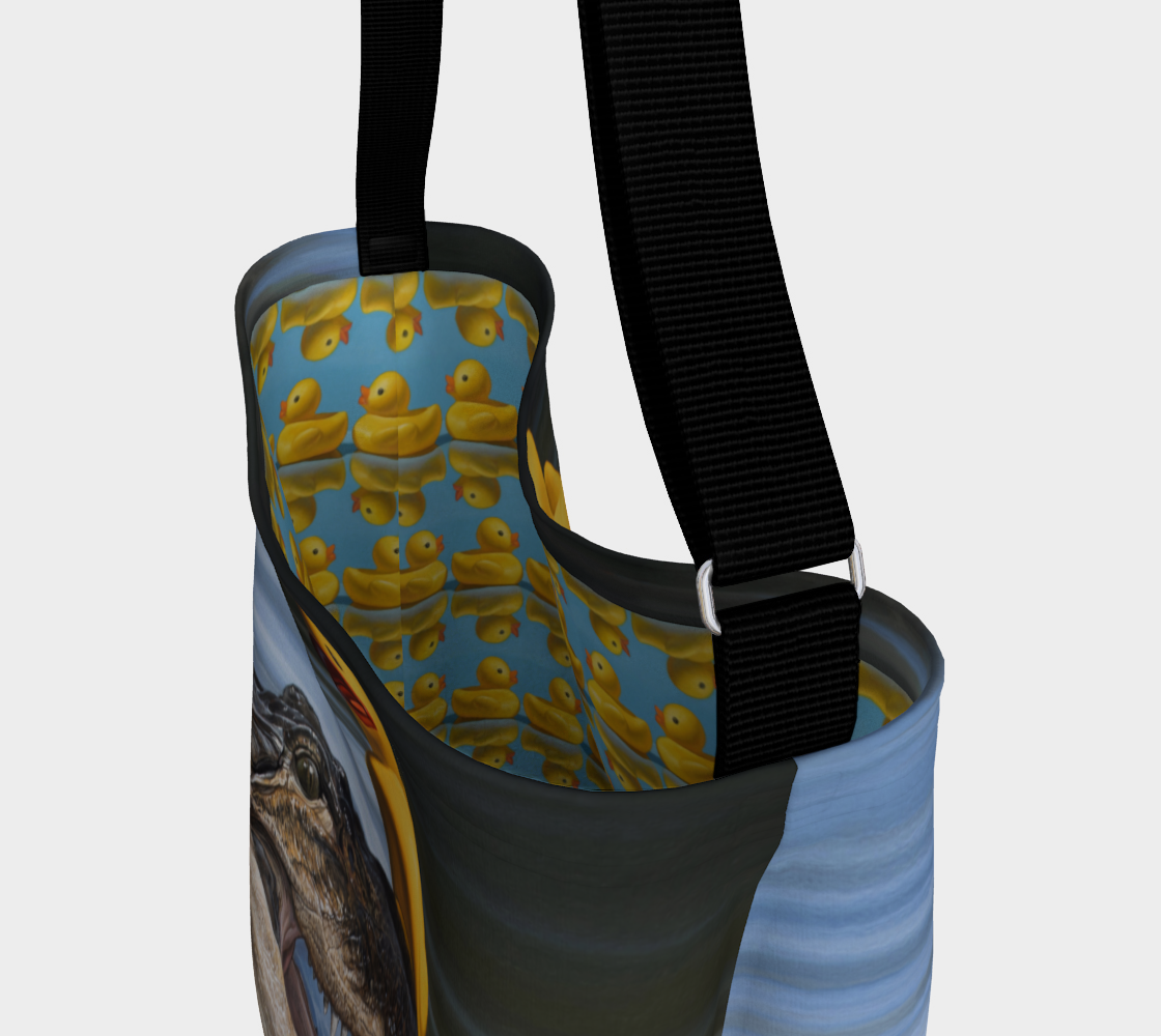 Sitting Duck Day Tote preview #3