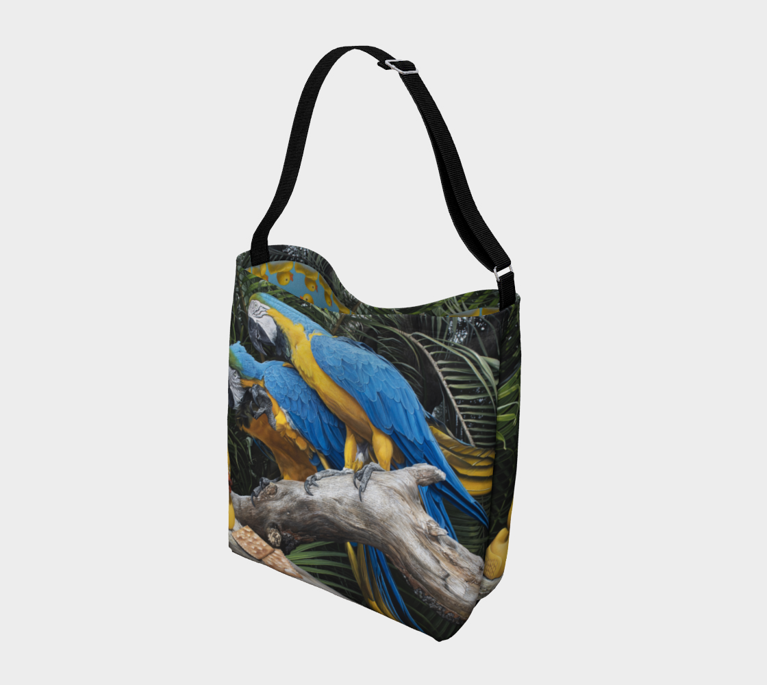 Polly Wanna Quacker Day Tote preview #2