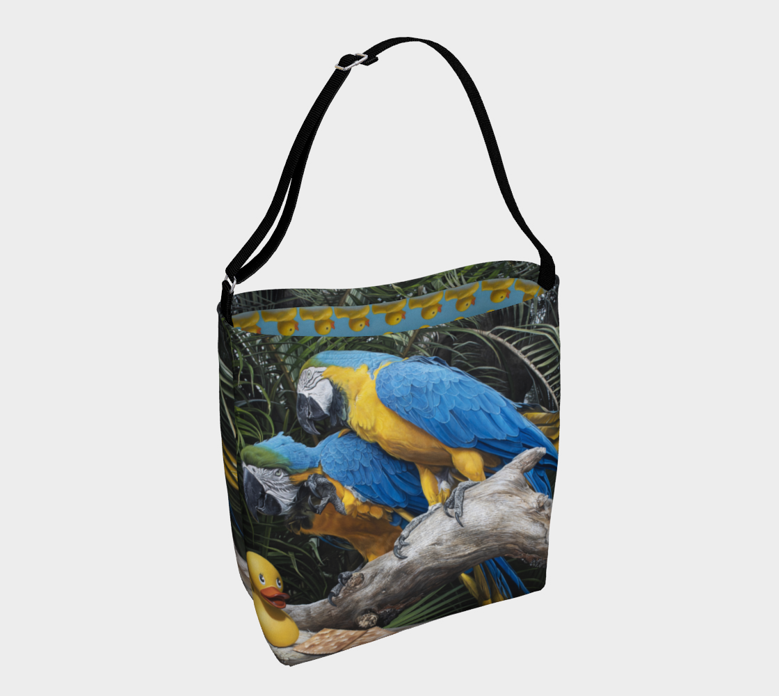Polly Wanna Quacker Day Tote preview