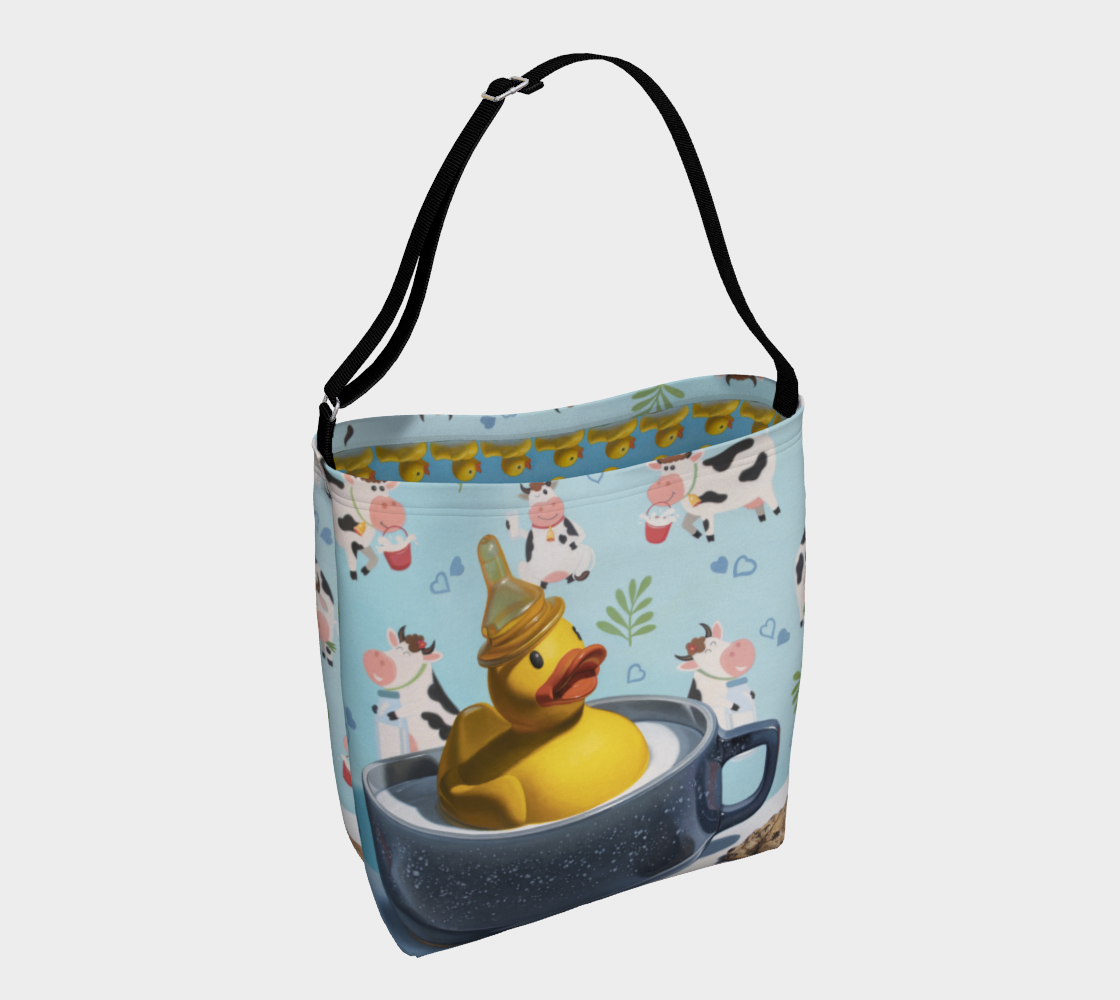 Milk Duck Day Tote preview