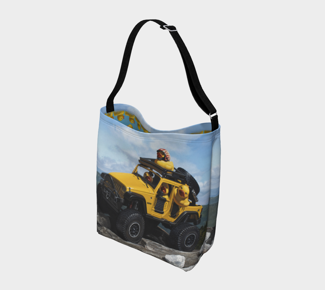 Keep On Ducking Day Tote preview #2