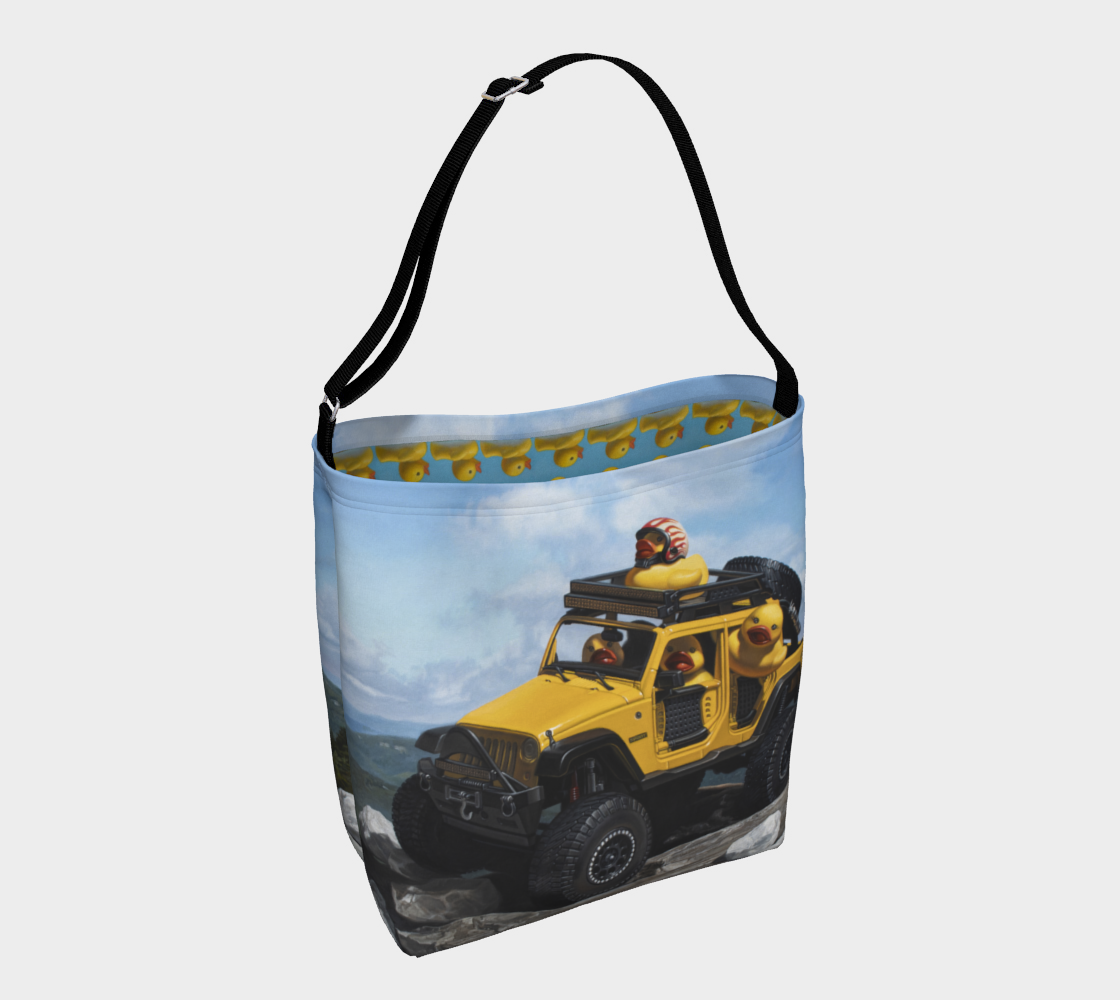 Keep On Ducking Day Tote preview