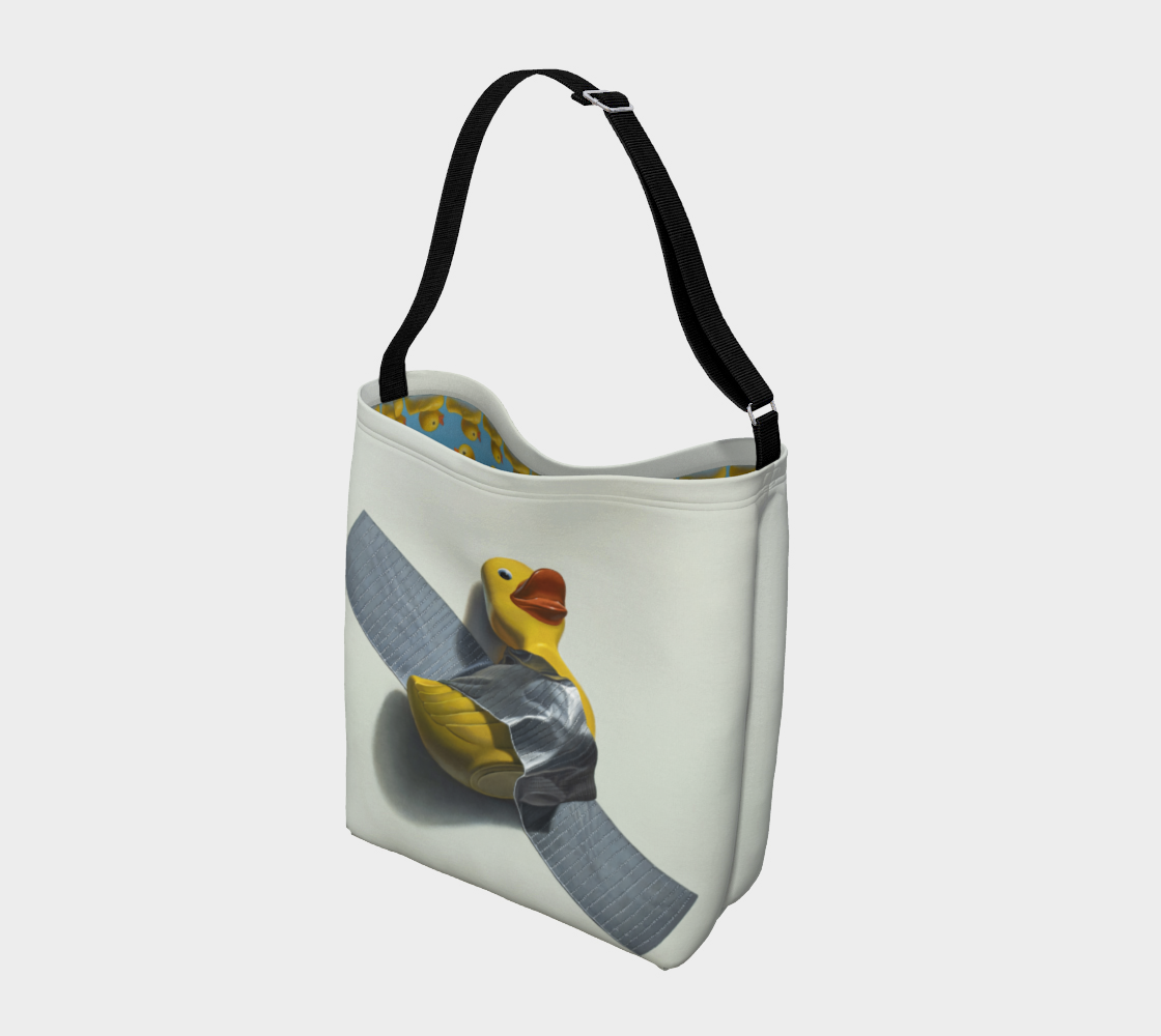 Duck Taped Day Tote preview #2
