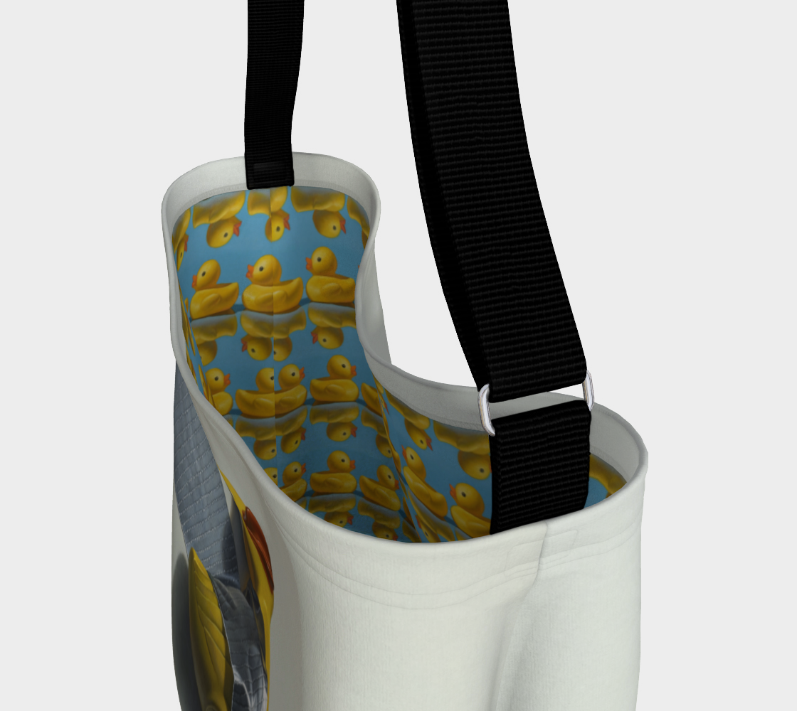 Duck Taped Day Tote preview #3
