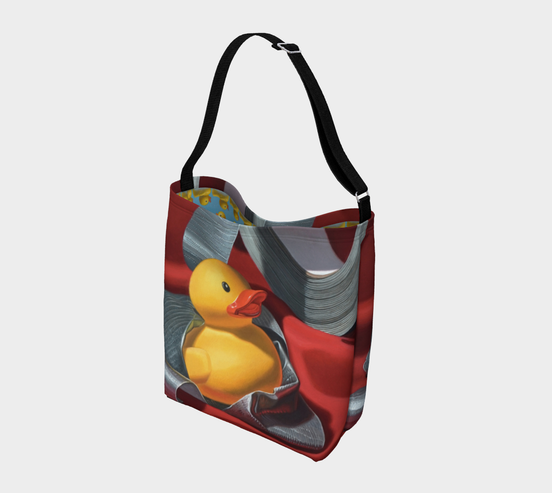 Duck Tape Day Tote preview #2