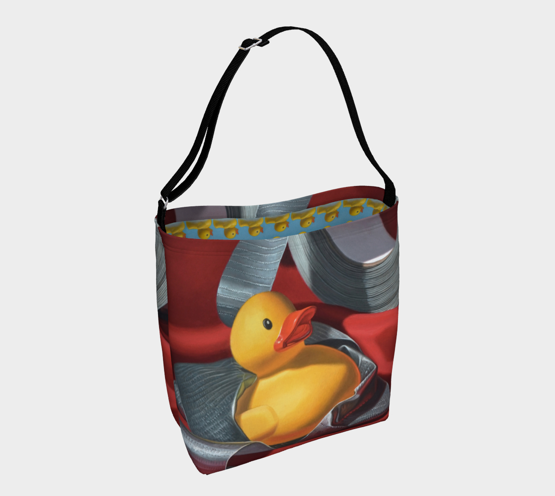 Duck Tape Day Tote preview #1