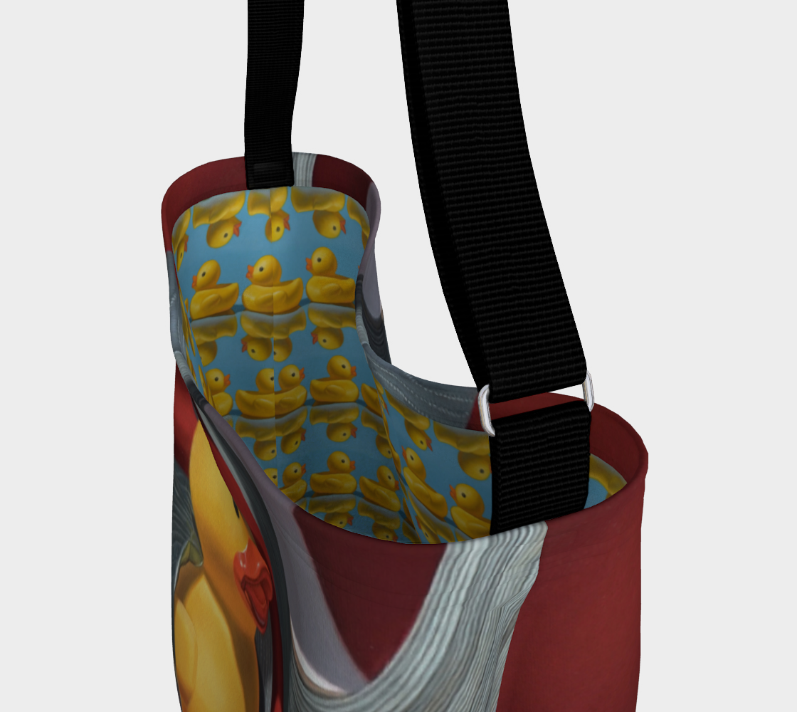 Duck Tape Day Tote preview #3