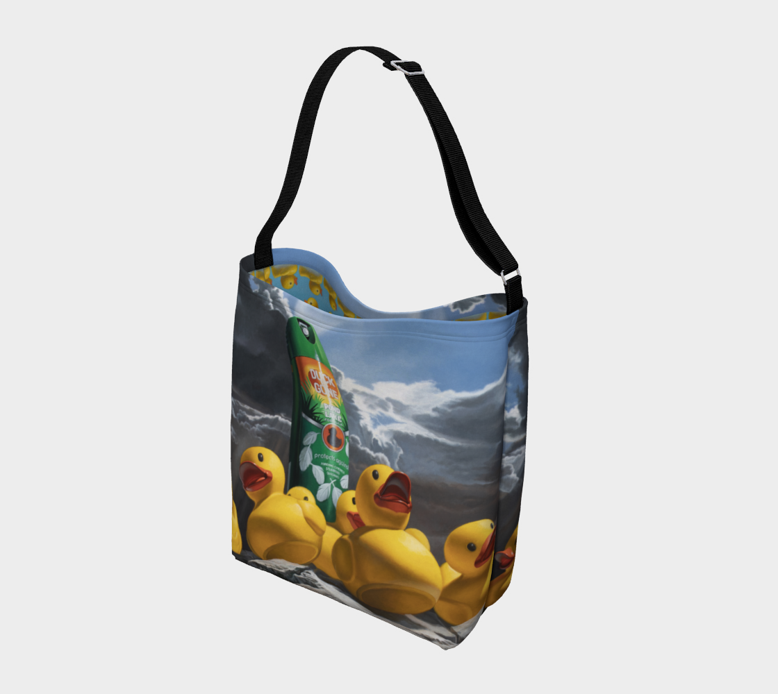 Duck Off Day Tote preview #2