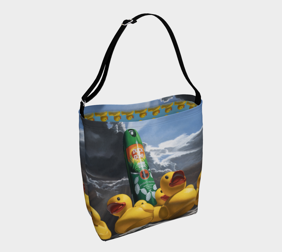 Duck Off Day Tote preview