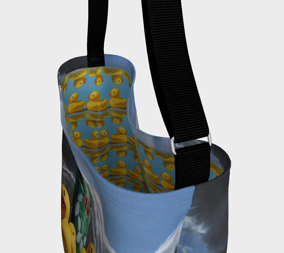 Duck Off Day Tote preview #3