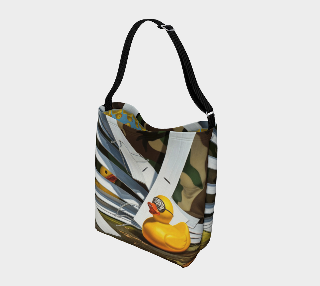 Duck Blind Day Tote preview #2