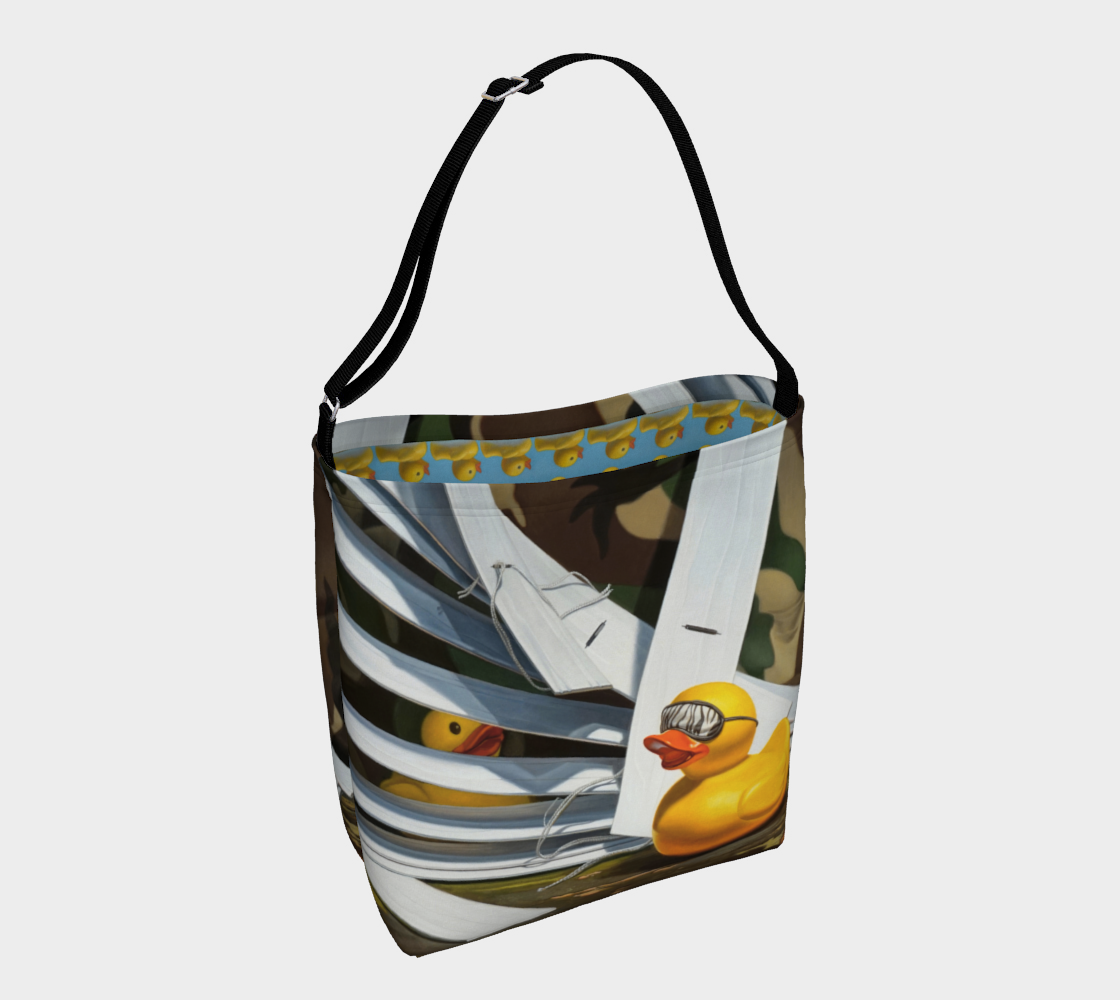 Duck Blind Day Tote preview
