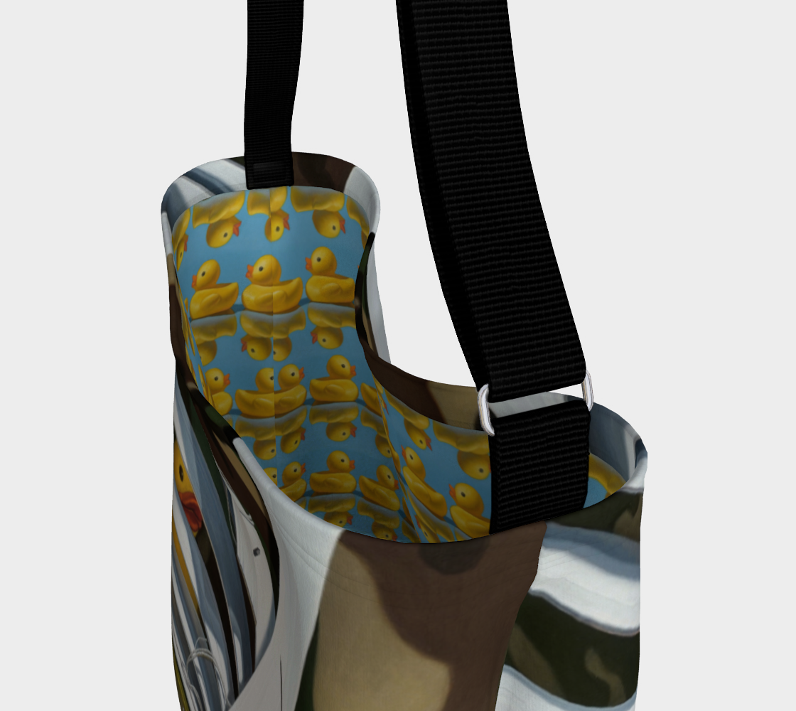 Duck Blind Day Tote preview #3