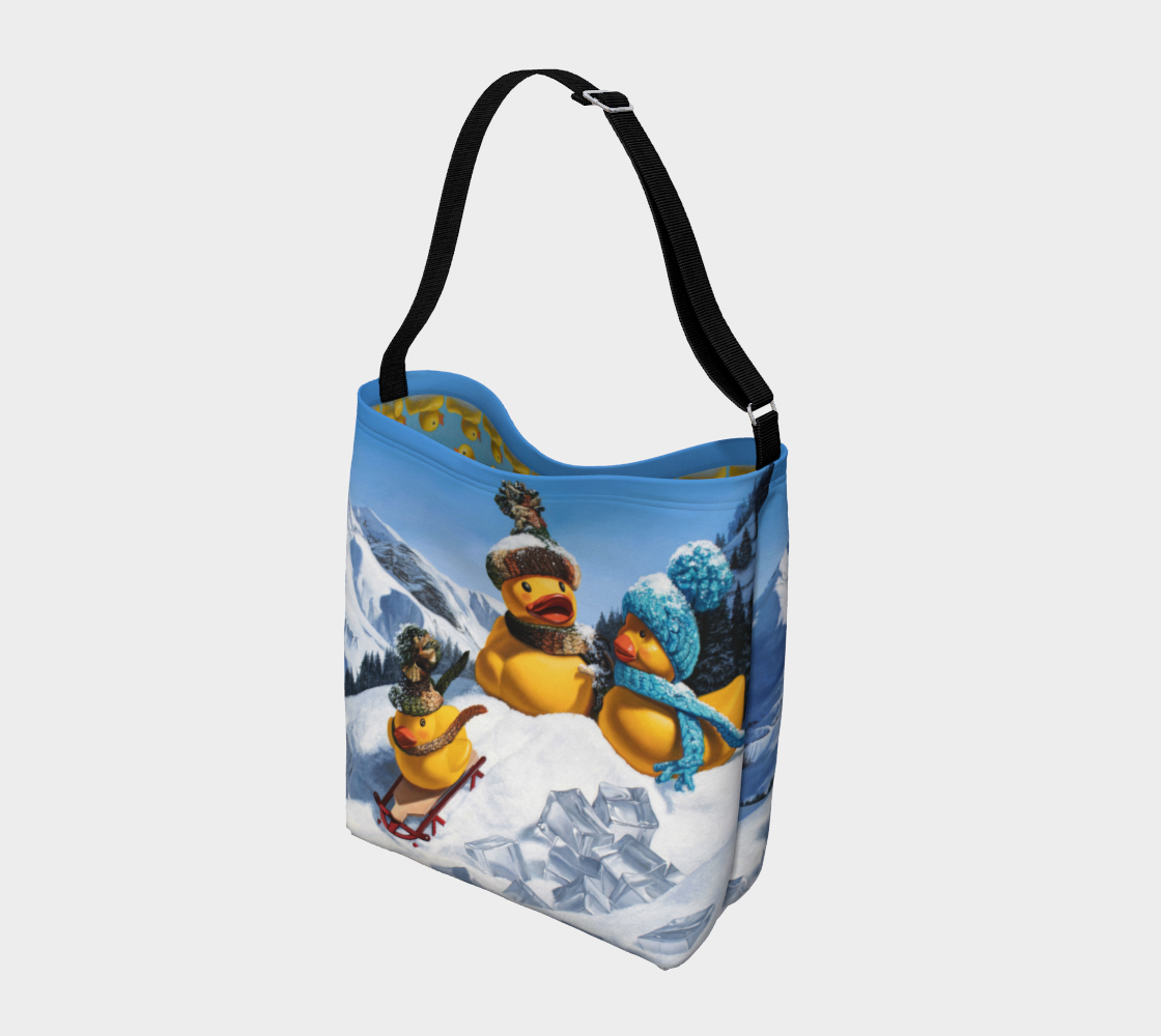 Cold Duck Day Tote preview #2