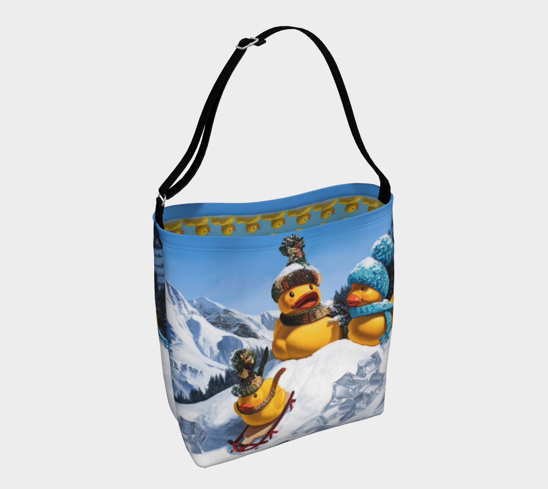 Cold Duck Day Tote preview