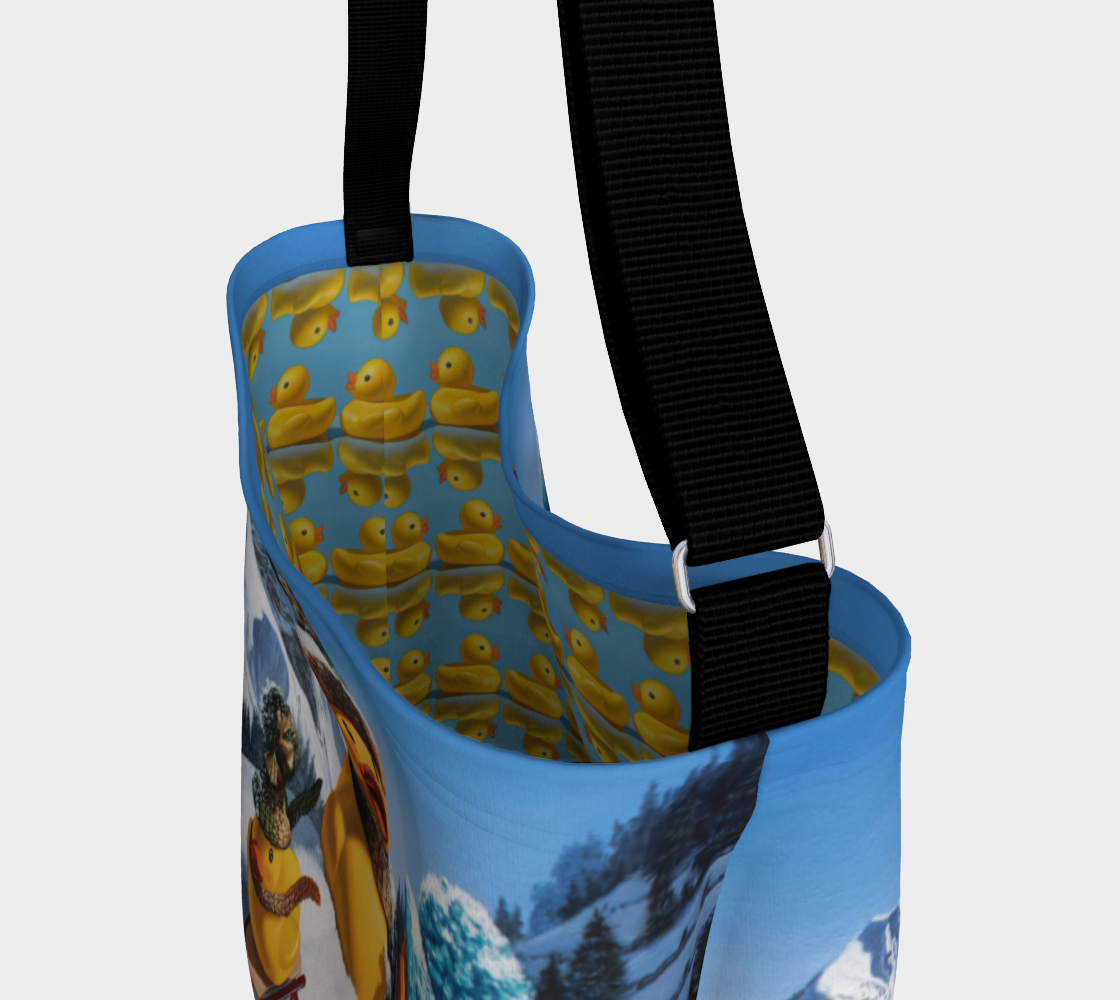 Cold Duck Day Tote preview #3