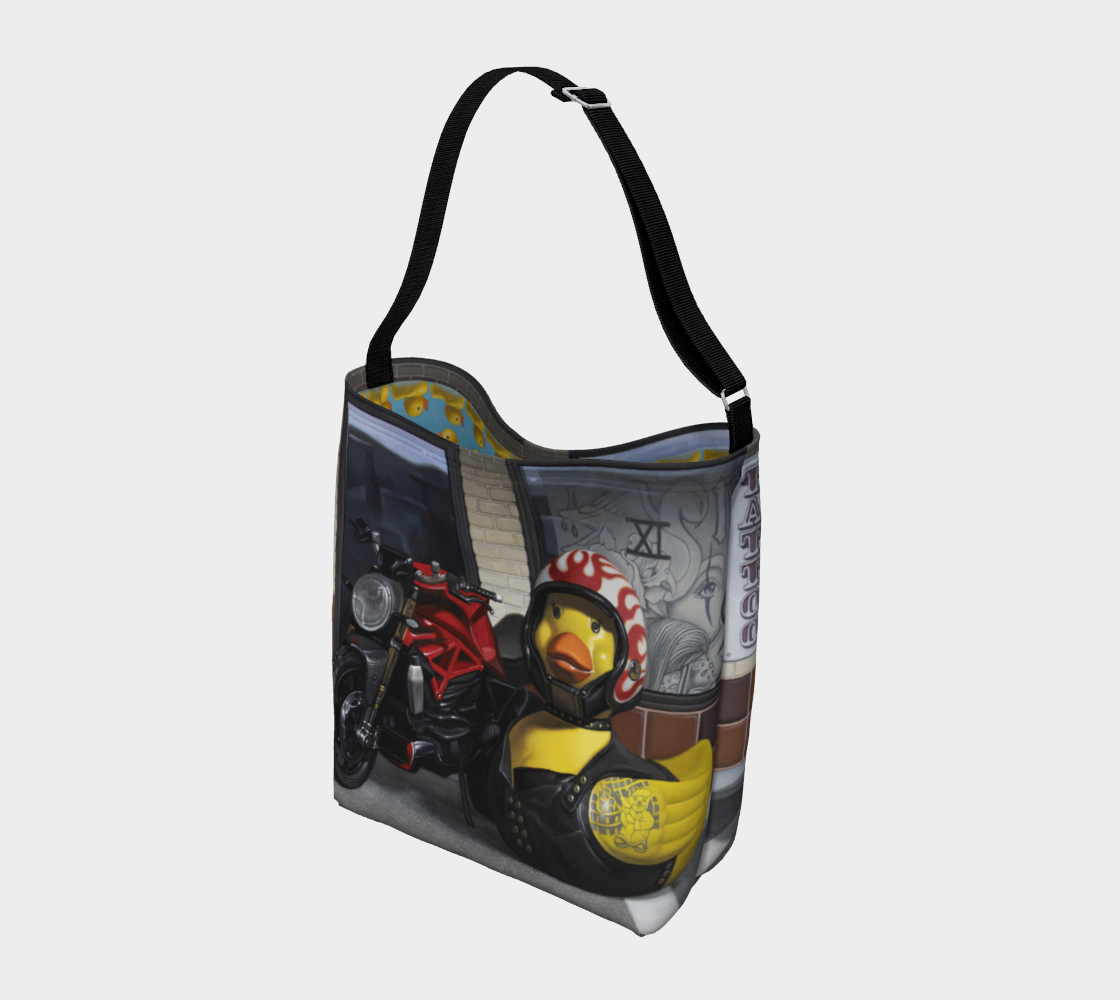 Biker Chick Day Tote preview #2