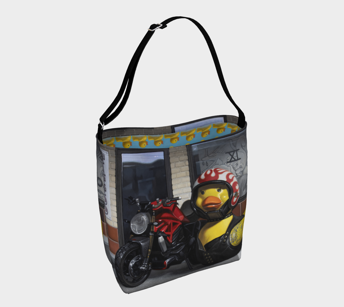Biker Chick Day Tote preview