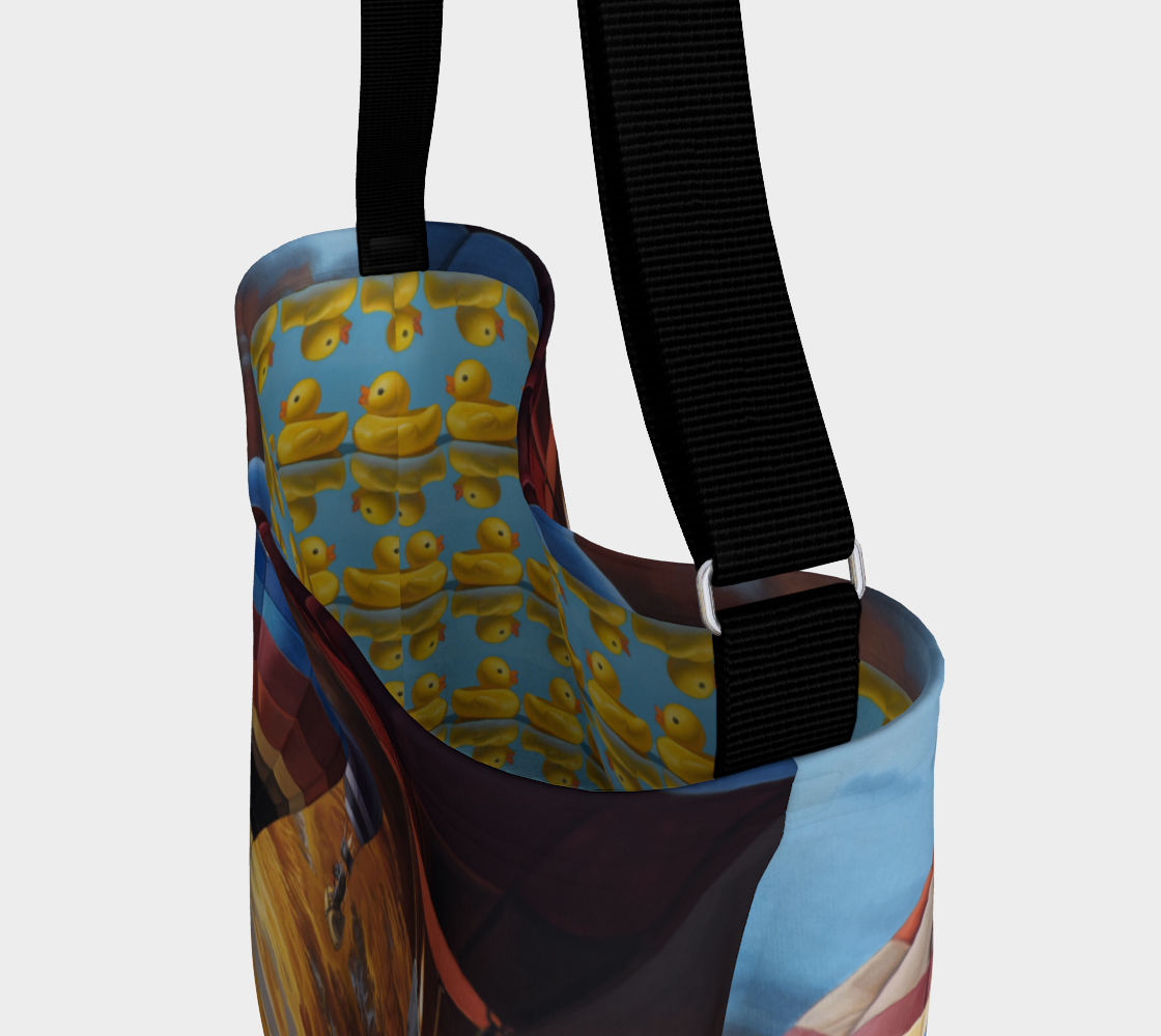 Air Ducks Day Tote preview #3