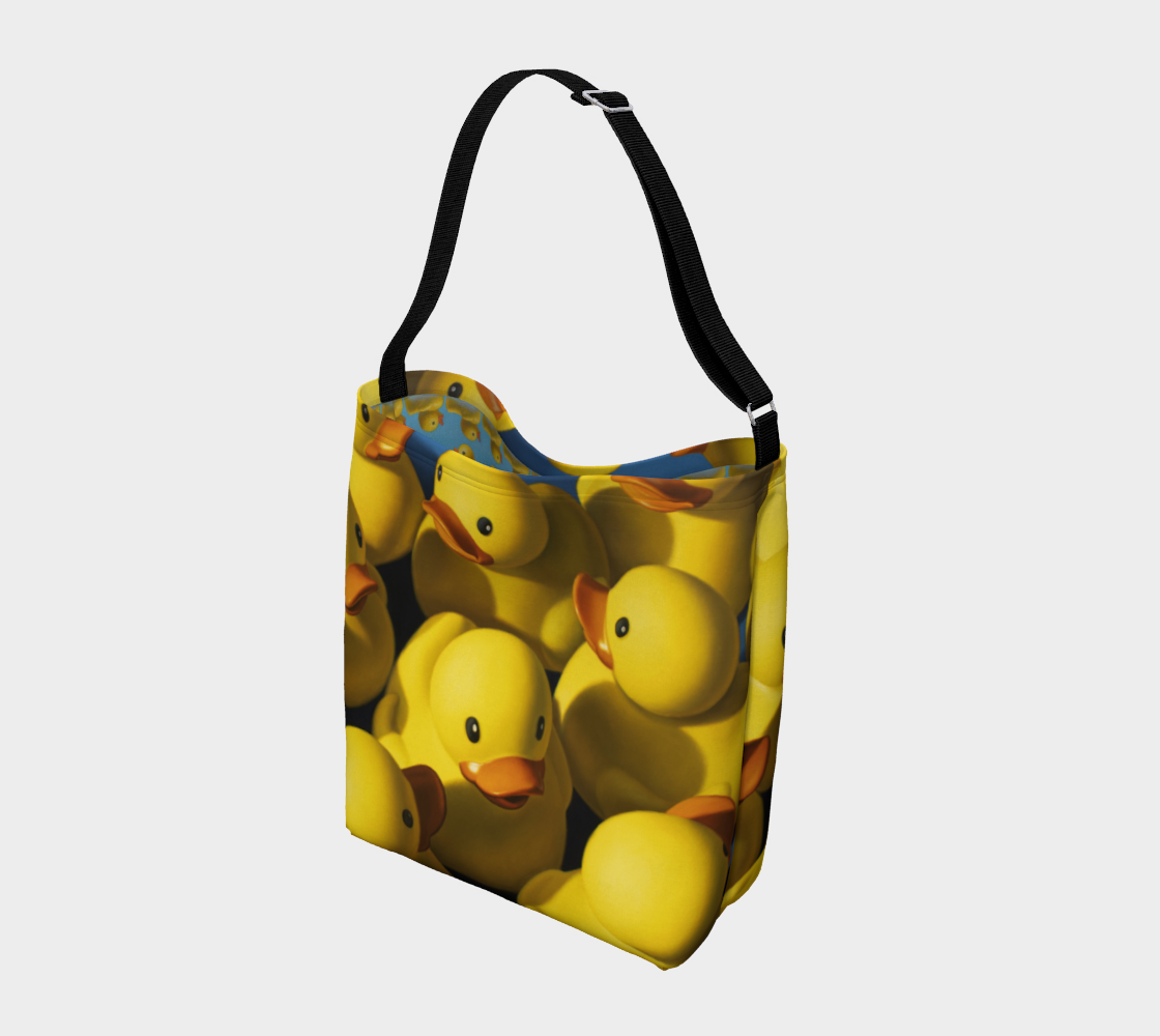 Clusterduck Day Tote preview #2