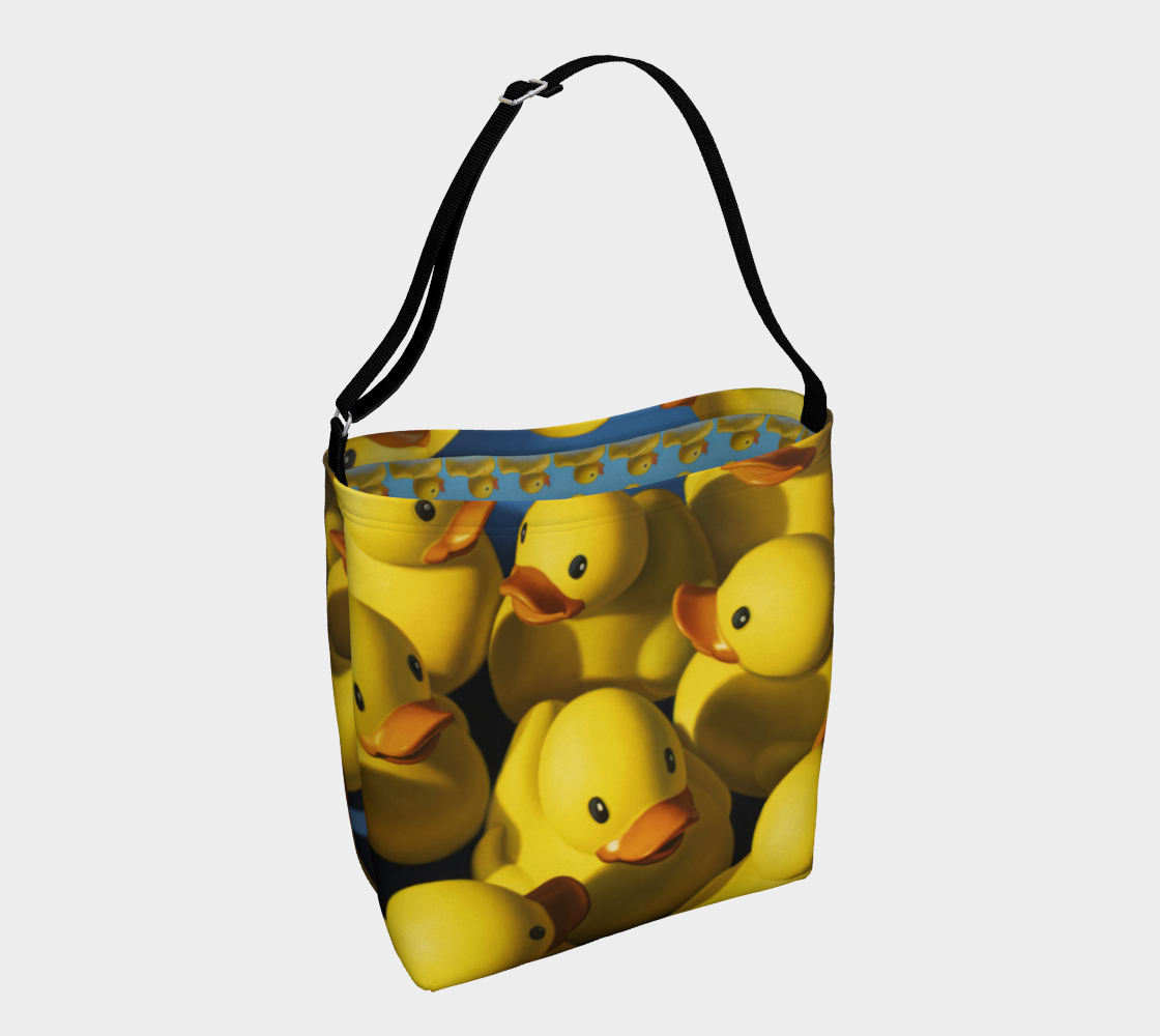Clusterduck Day Tote preview